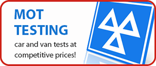 MOT Testing - Car and Van Test at Competitive Prices